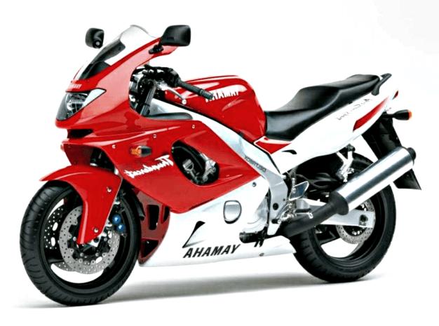 YFZ600R
