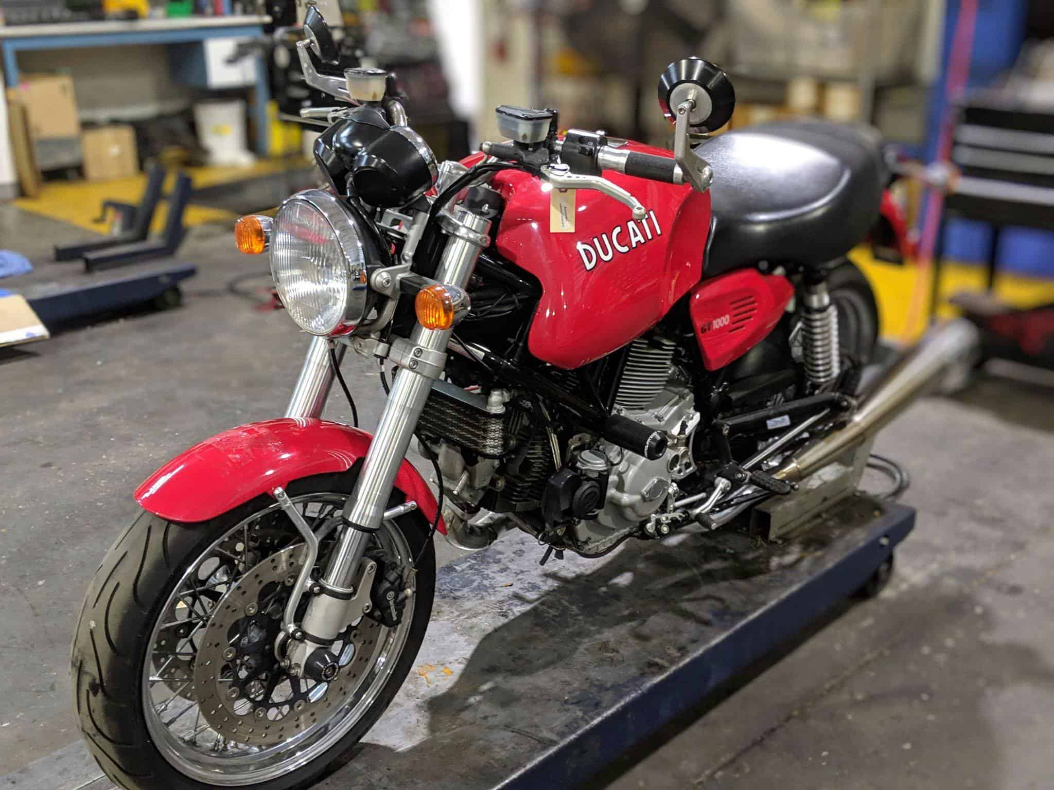 How To | Ducati Sport Classic