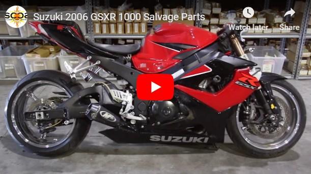 2006 Suzuki GSXR1000