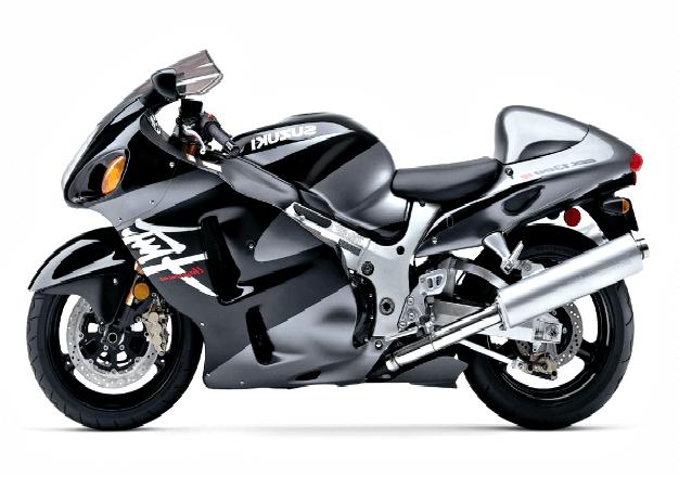 GSX1300R Gen 1