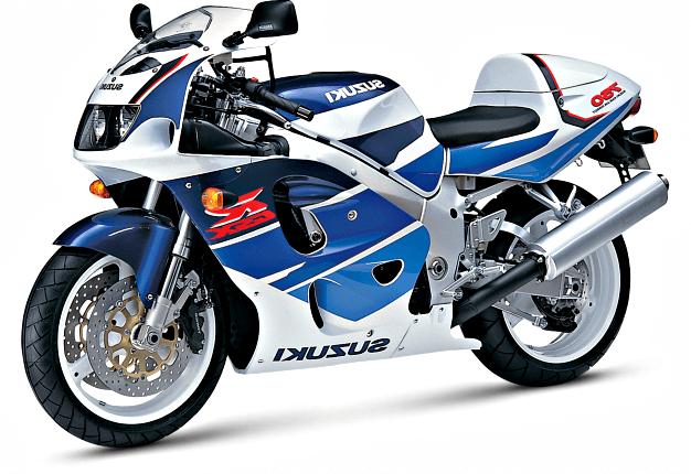 97 00 GSXR600 / 750