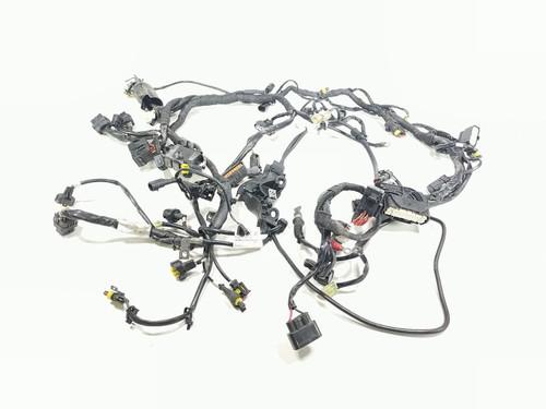 12 Ducati Multistrada 1200 Main Wiring Wire Harness Loom