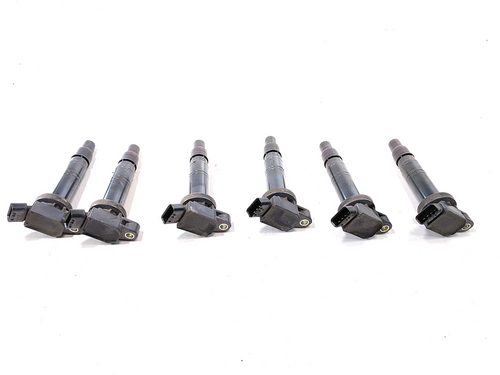 07 Toyota FJ Cruiser Ignition Coil Plugs Packs Set 90919