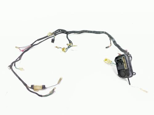 84 Honda Goldwing 1200 Front Fairing Wire Wiring Harness