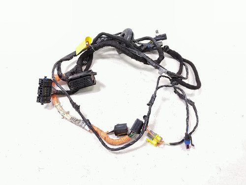 05 Chevrolet Corvette C6 Front Left Driver Side Sub Wiring