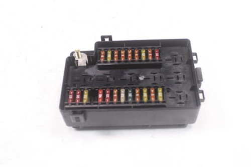 2001 Jaguar Xk8 Rear Fuse Box Lje2822