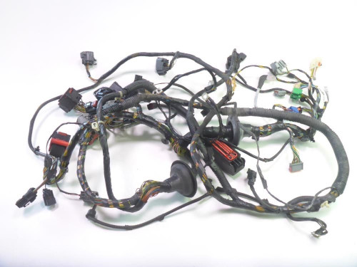 09 Jaguar Xk Headlight Headlamp Cable Wiring Wire Harness