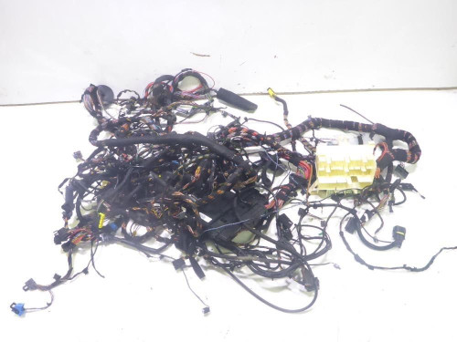 05 Bmw X3 E83 Main Cable Wiring Wire Harness Loom 0076692915