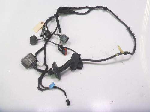 2010 Jaguar Xf Rear Right Passenger Side Door Cable Wiring