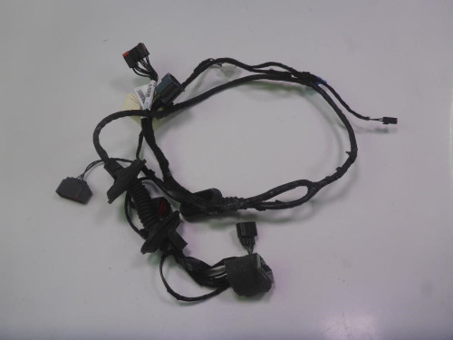 2010 Jaguar Xf Rear Left Driver Side Door Cable Wiring