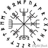 Norse Symbology: Vegvisir
