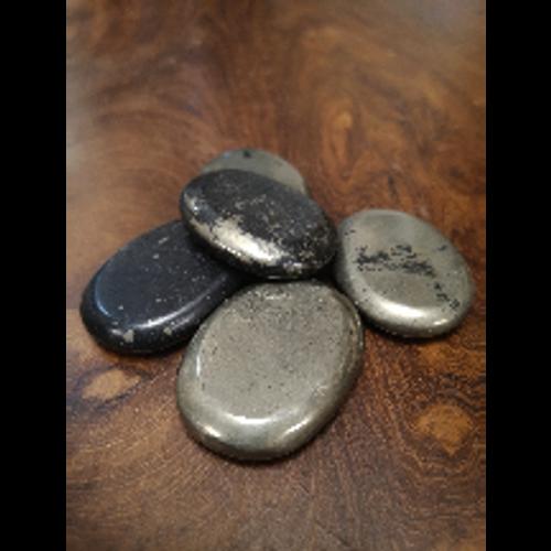 Healers Gold Palm Stone