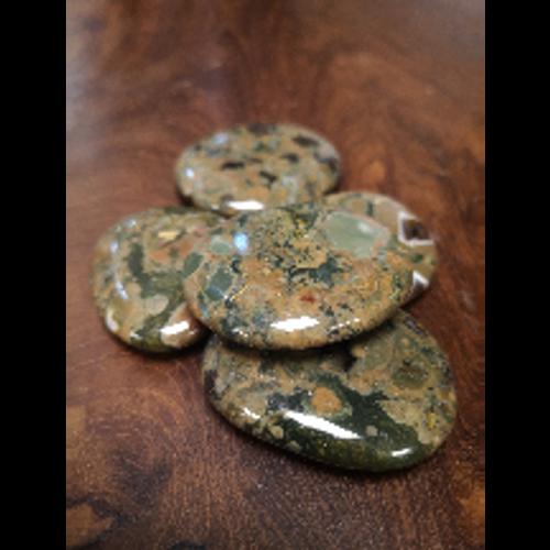Rhyolite Palm Stone