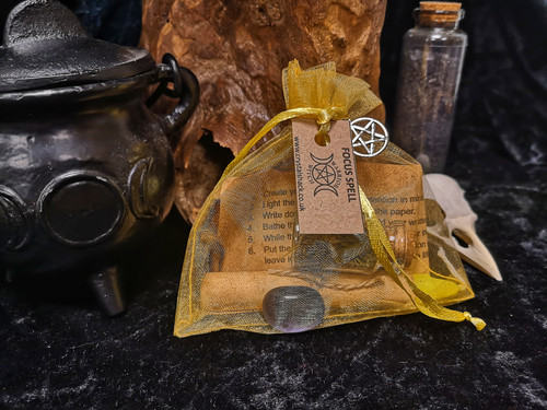 Focus Spell Pouch