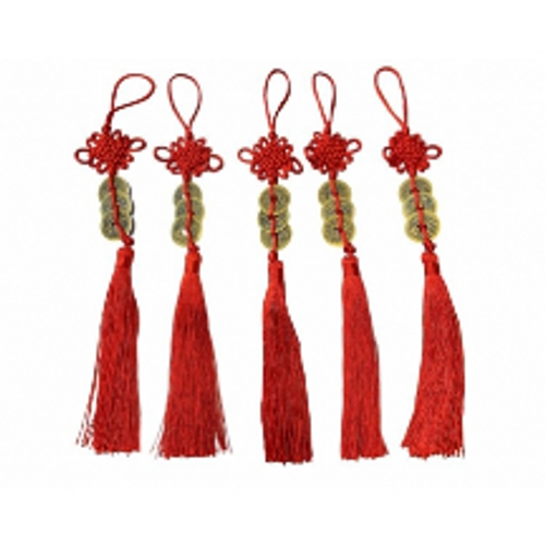 Mystic Knot Feng Shui Coins