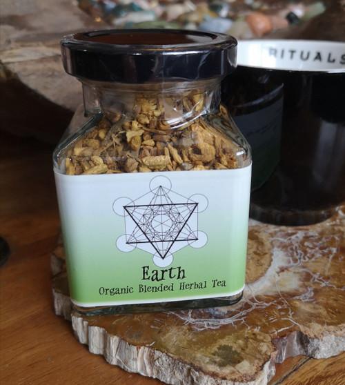 Earth Organic Herbal Tea Blend