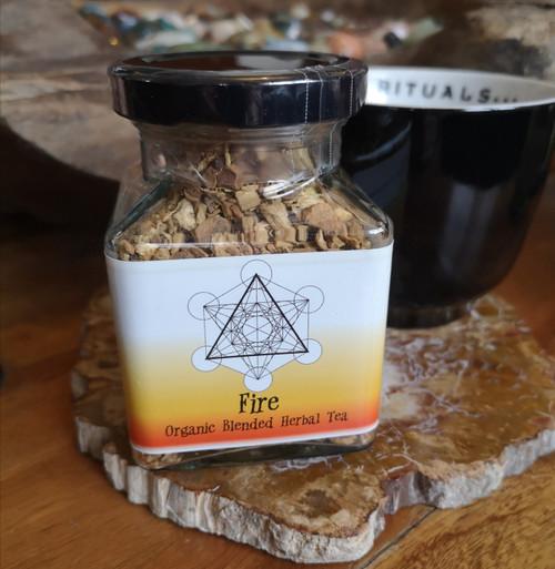 Fire Organic Herbal Tea Blend