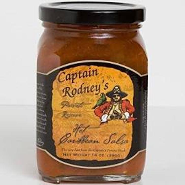 Captain Rodney's Hot Caribbean Salsa