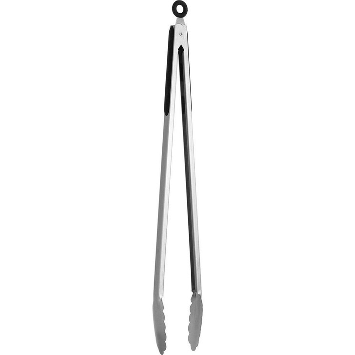 Mr. Bar-B-Q Extra Long Locking Tongs