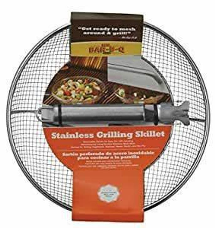 Mr. Bar-B-Q Stainless Grilling Basket