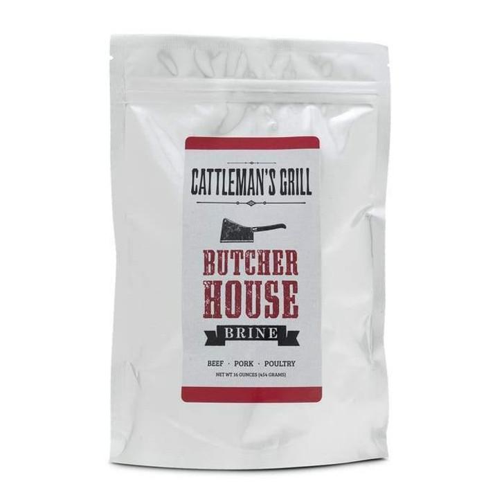 Cattleman's Grill Butcher House AP Brine