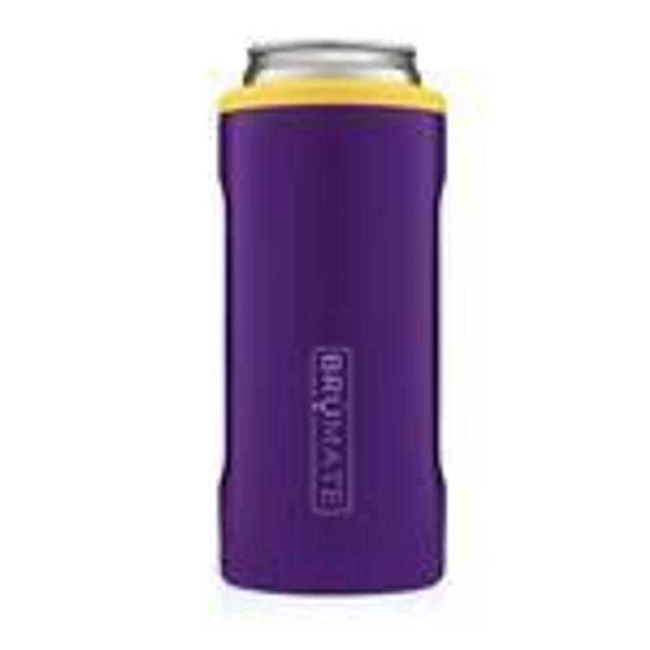 Brumate Hopsulator Slim Purple & Yellow