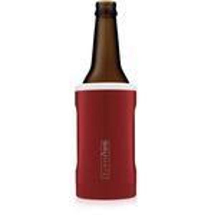 Brumate Hopsulator Bott'l Red & White