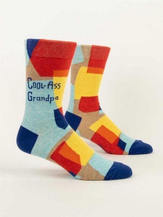 Blue Q Cool-Ass Grandpa Socks