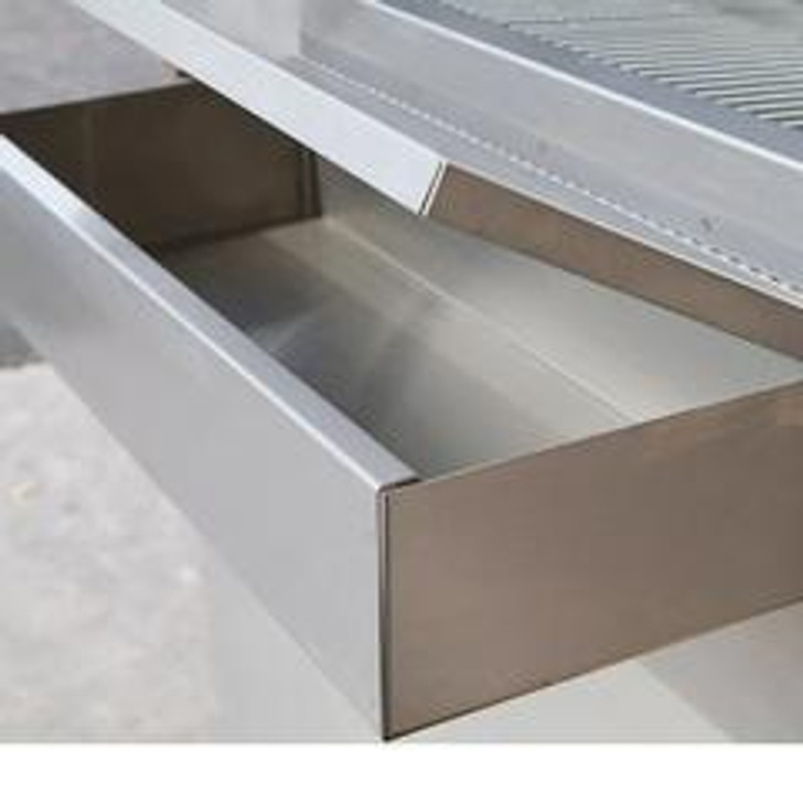 Hasty Bake Front Storage Table