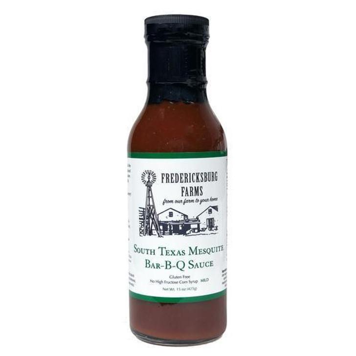 Fredericksburg Farms South Texas Mesquite Bar-B-Q Sauce