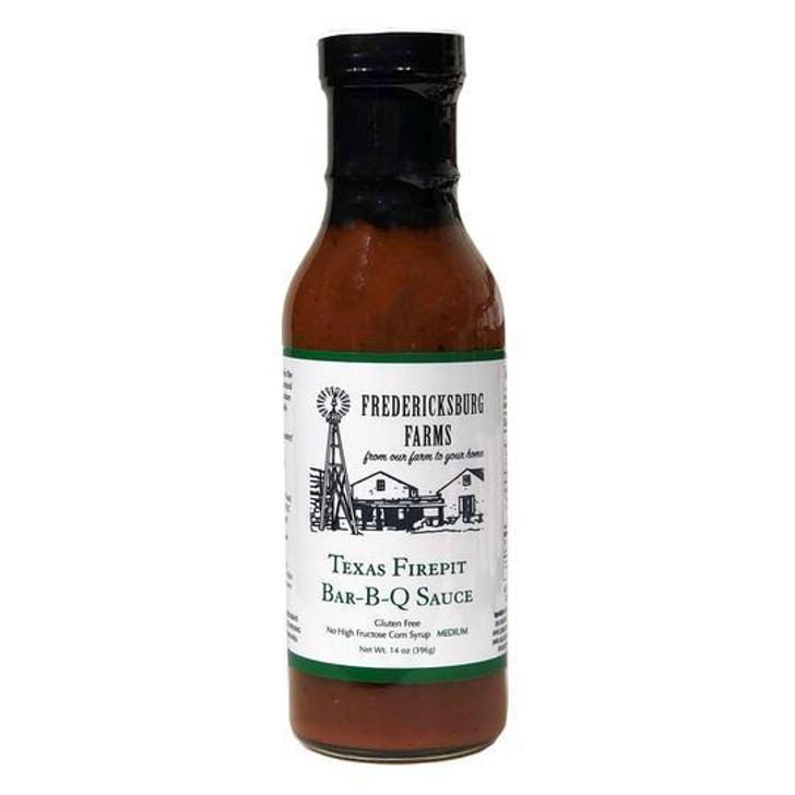 Fredericksburg Farms Texas Firepit Bar-B-Q Sauce