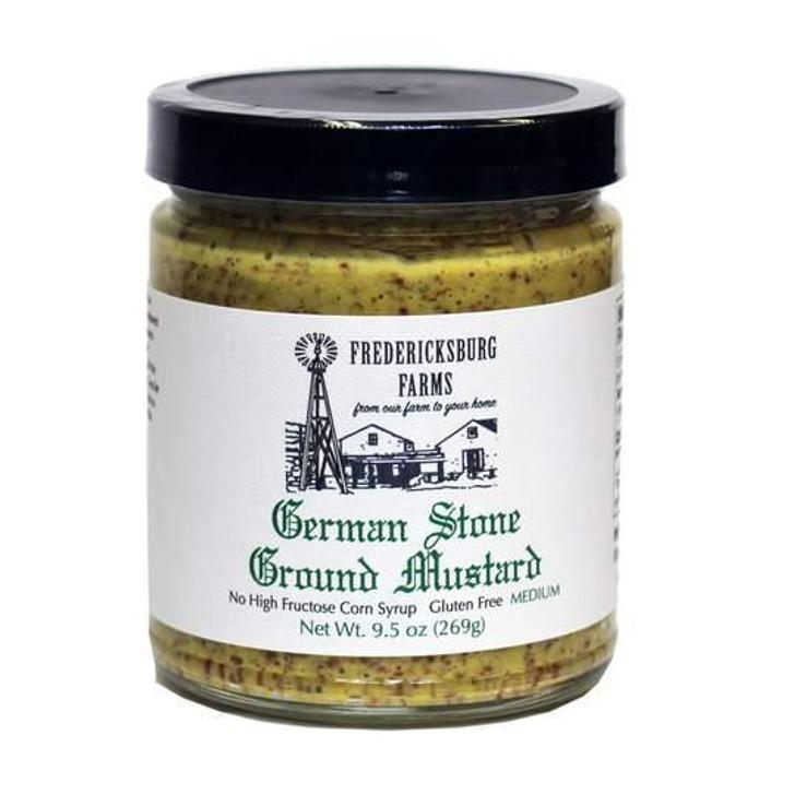 Fredericksburg Farms German Stone Ground Mustard