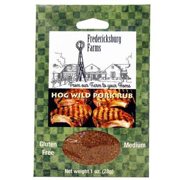 Fredericksburg Farms Hog Wild Pork Rub