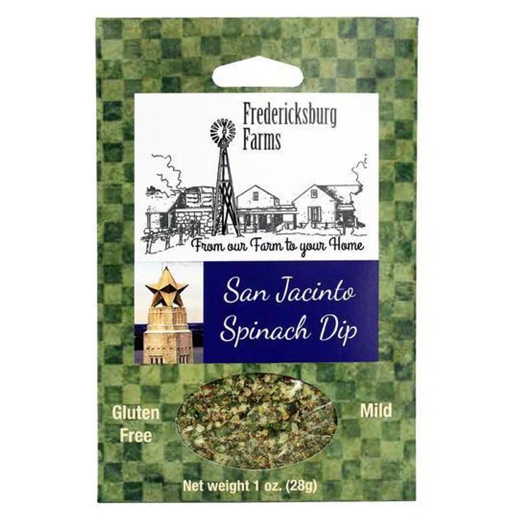 Fredericksburg Farms San Jacinto Spinach Dip