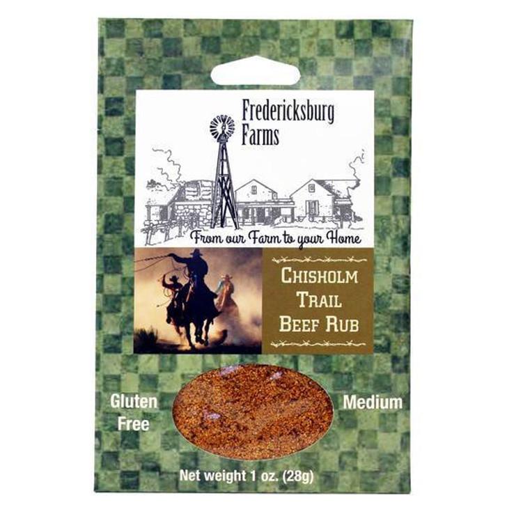 Fredericksburg Farms Chisholm Trail Beef Rub