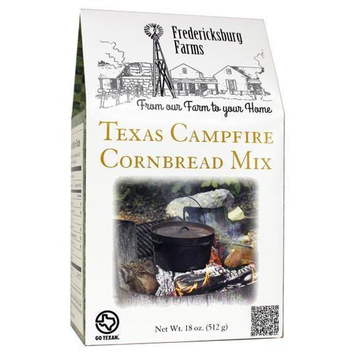 Fredericksburg Farms Texas Campfire Cornbread Mix