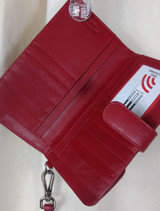 ILI Smart Phone Organizer Red Inside