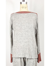 COA comfy sweater, front