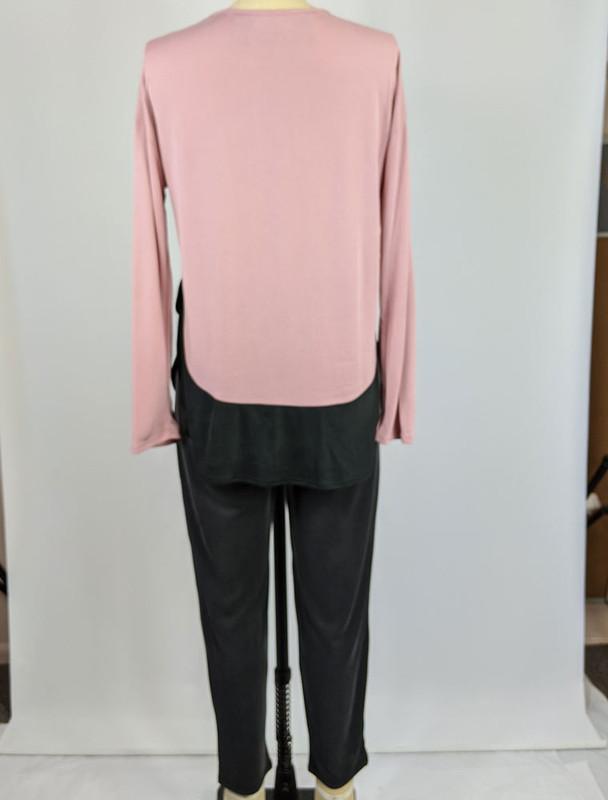 Back with pants LOD3288