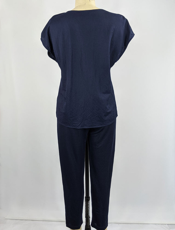 Outfit with COA top, back