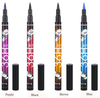 1PC Pro Liquid Waterproof Long-lasting Eyeliner Black/Brown/Purple/Blue