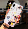 Cosmetic Glitter Quicksand Liquid Phone Case