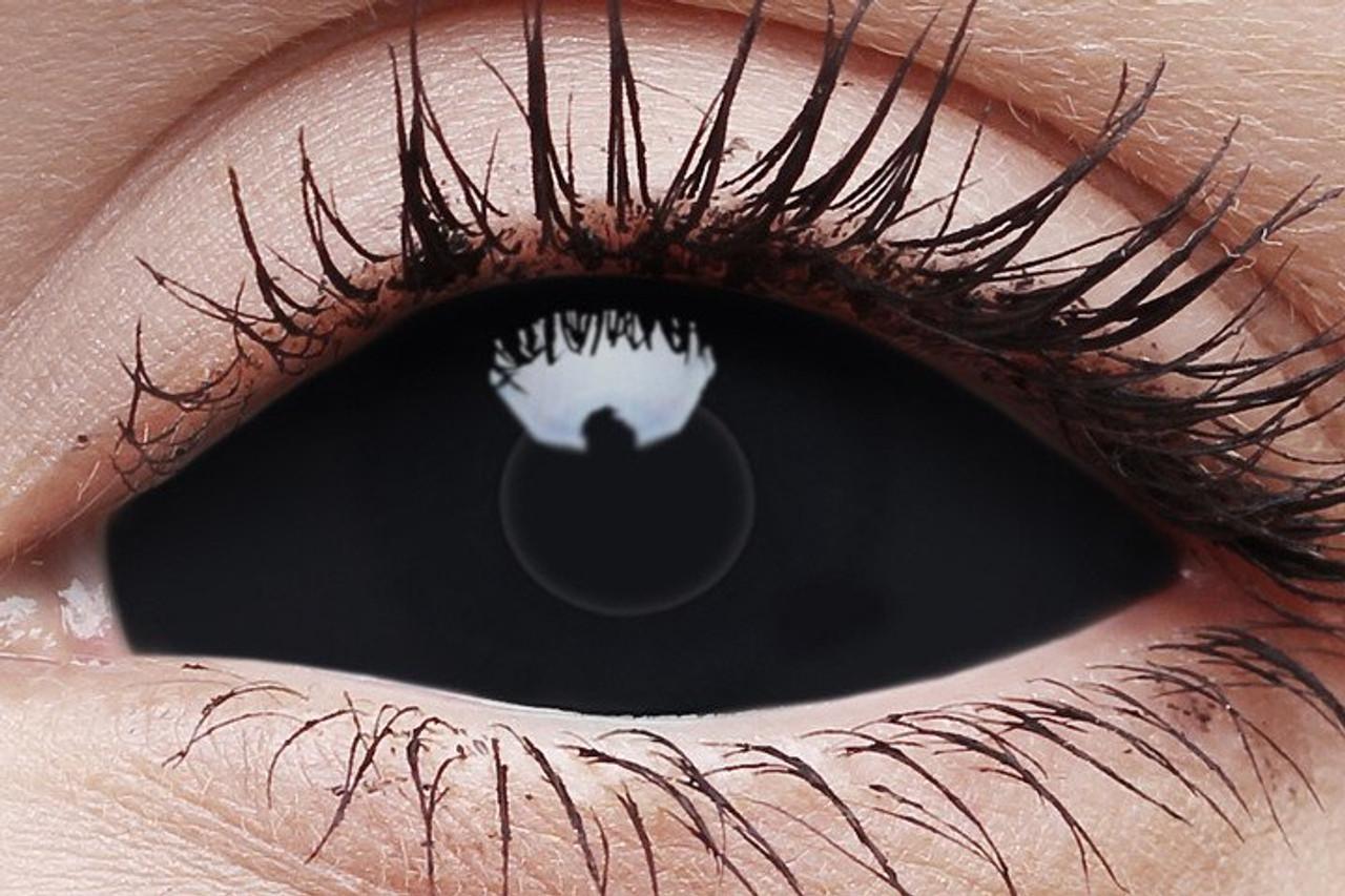I Fairy Sabretooth Black Sclera Lens 22mm New Ifairycon