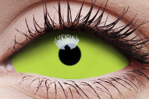 I.Fairy UV Green Sclera Lens Spawn 22mm