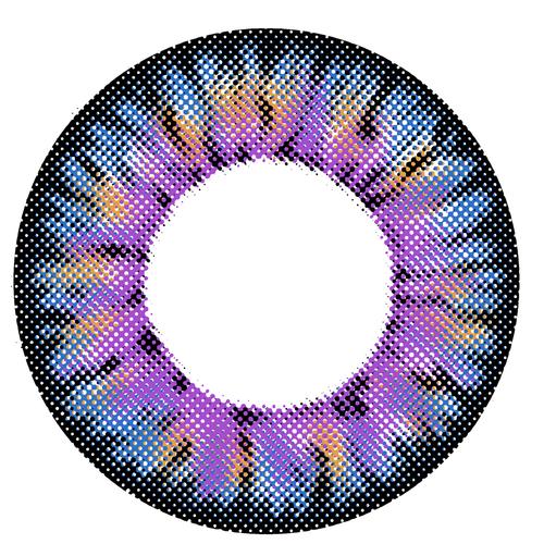 (NEW) I-Codi Eclipse IC4-09 Pure Age Blue
