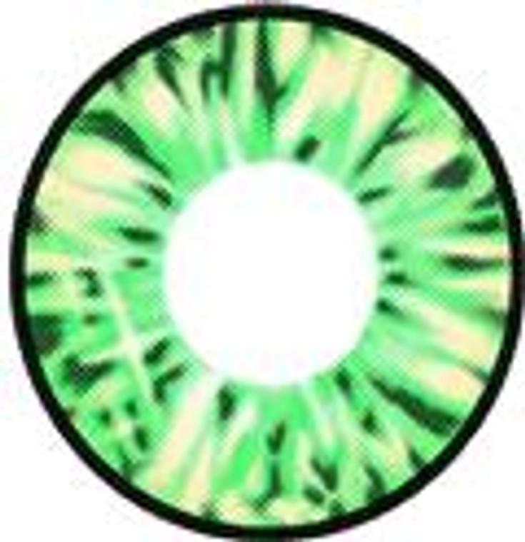 I.Fairy Cara Green