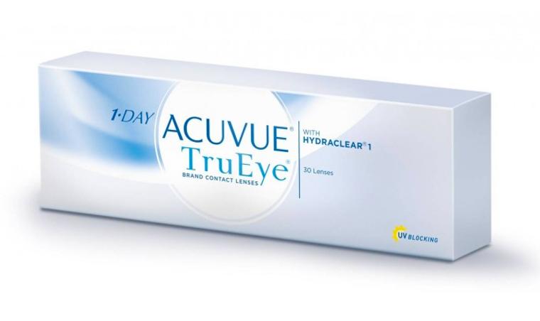 1-Day Acuvue TruEye - 30 Lenses