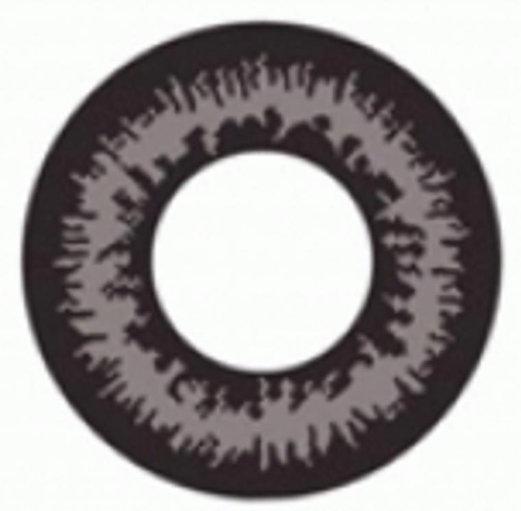 ICK Shiny Black 15.0mm