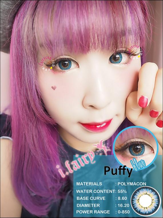 I.Fairy Puffy Blue *New*
