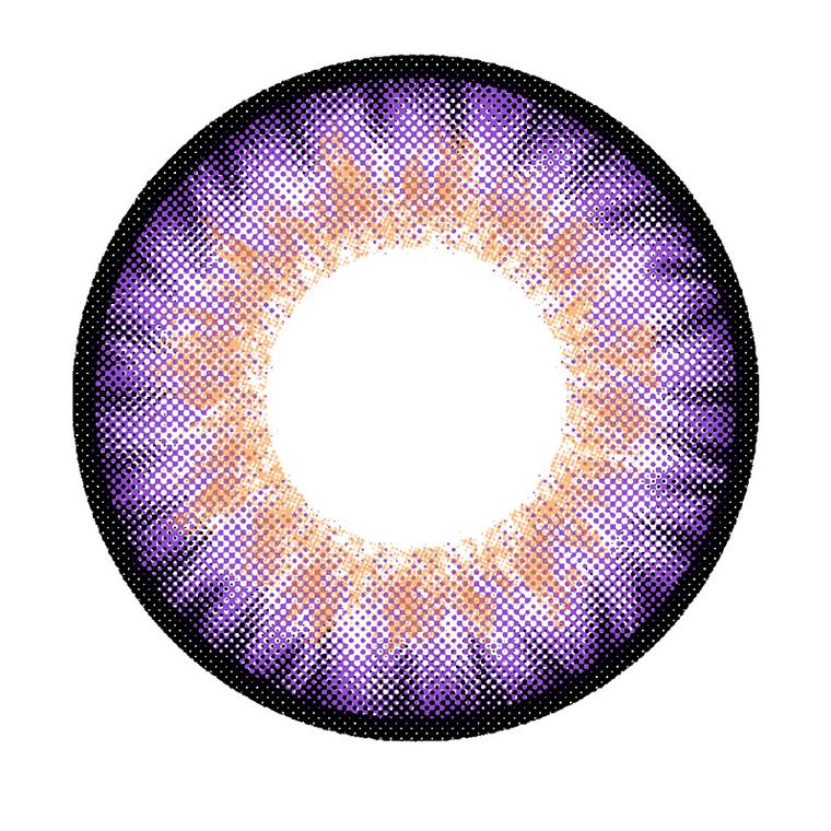 (NEW) I-Codi Naty V3-05 Angel Eyes Violet